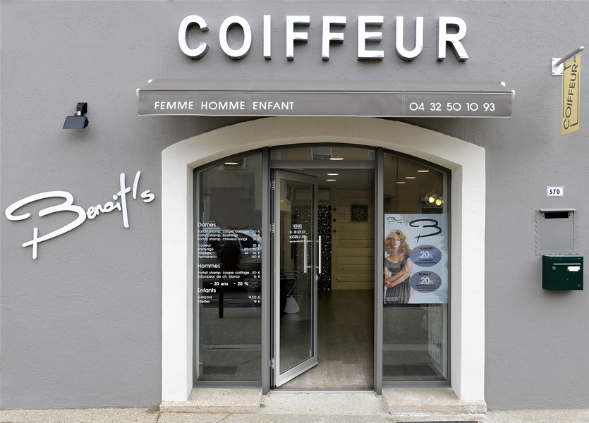 Salon de coiffure Cheval-Blanc